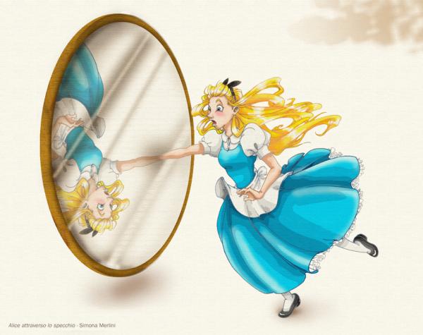 Le regole dietro lo specchio - Alice dietro lo specchio ...